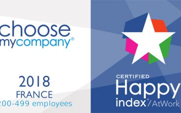 Primexis designated 'Happy At Work 2018' Employer for 4th consecutive year in National Survey !