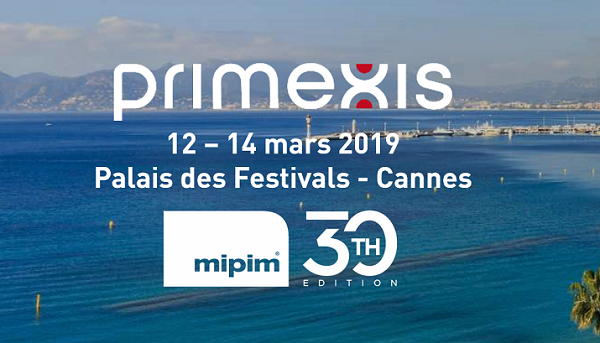 Primexis team is back in Cannes for the 30th MIPIM